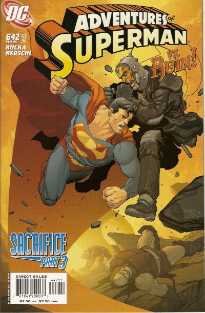 Adventures of Superman Vol 1 642