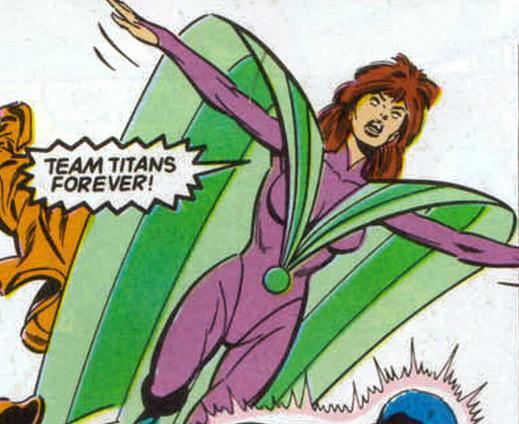Aurora (Team Titans)