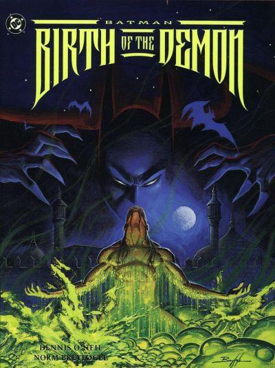 Batman: Birth of the Demon