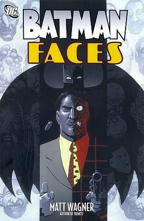 Batman: Faces (Collected)