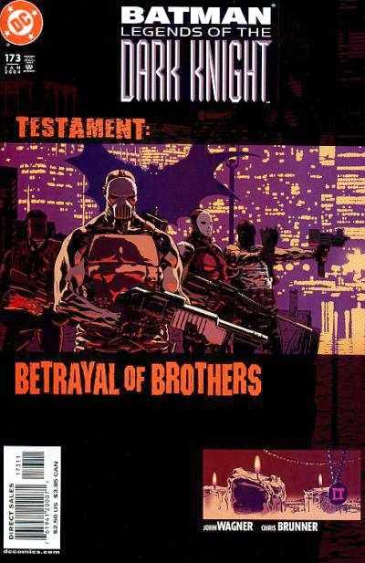 Batman: Legends of the Dark Knight Vol 1 173