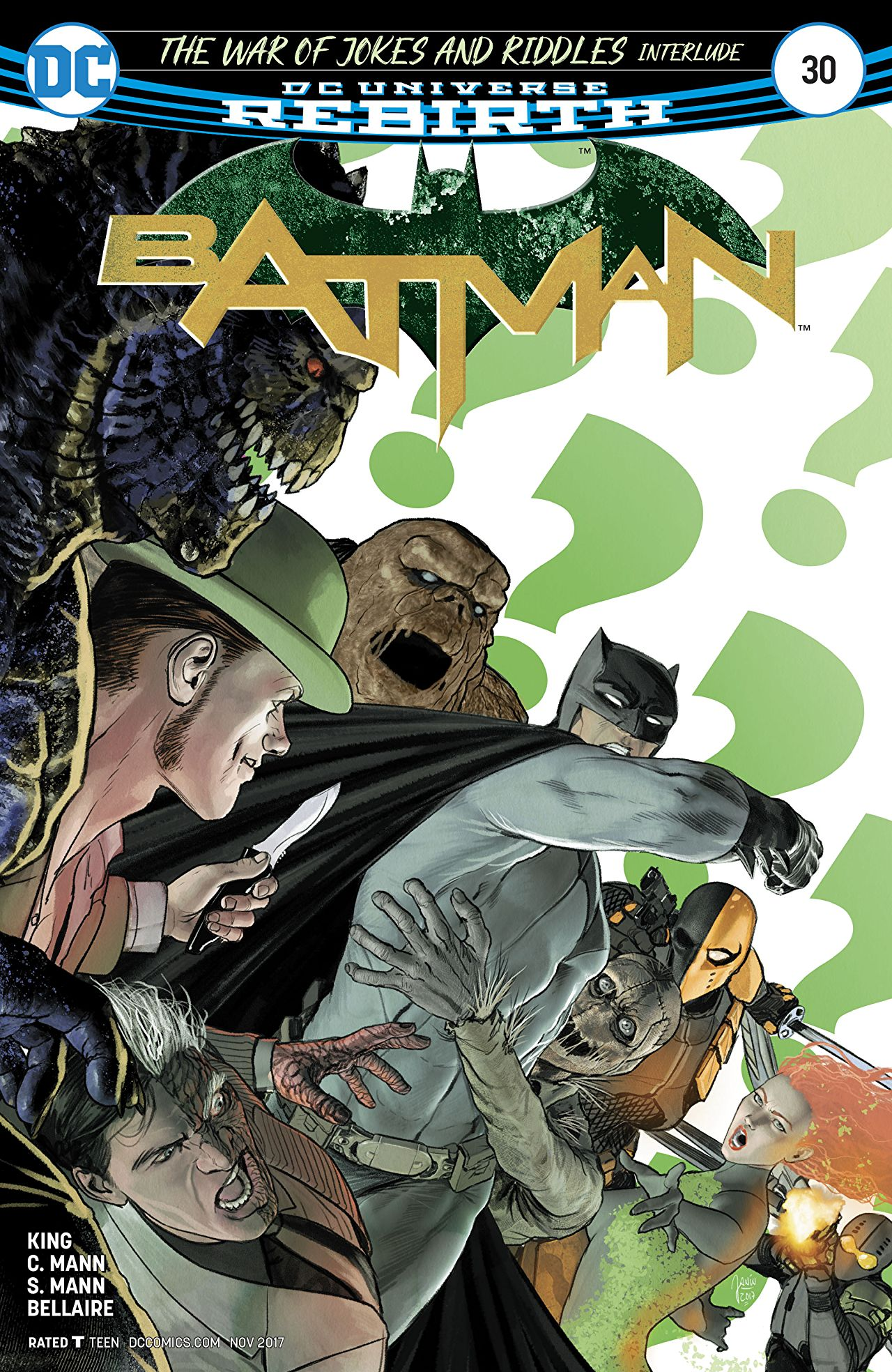 Batman Vol 3 30