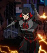 Blitzkrieg Arrow Earth-X 0001