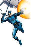 Blue Beetle Ted Kord 0001