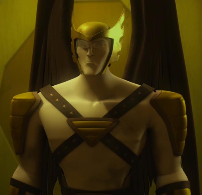 Byth Rok (Green Lantern Animated Series)