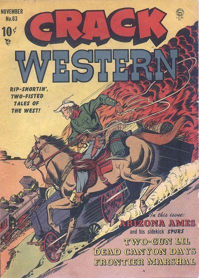 Crack Western Vol 1 63