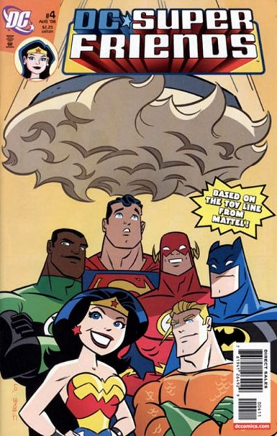 DC Super Friends Vol 1 4