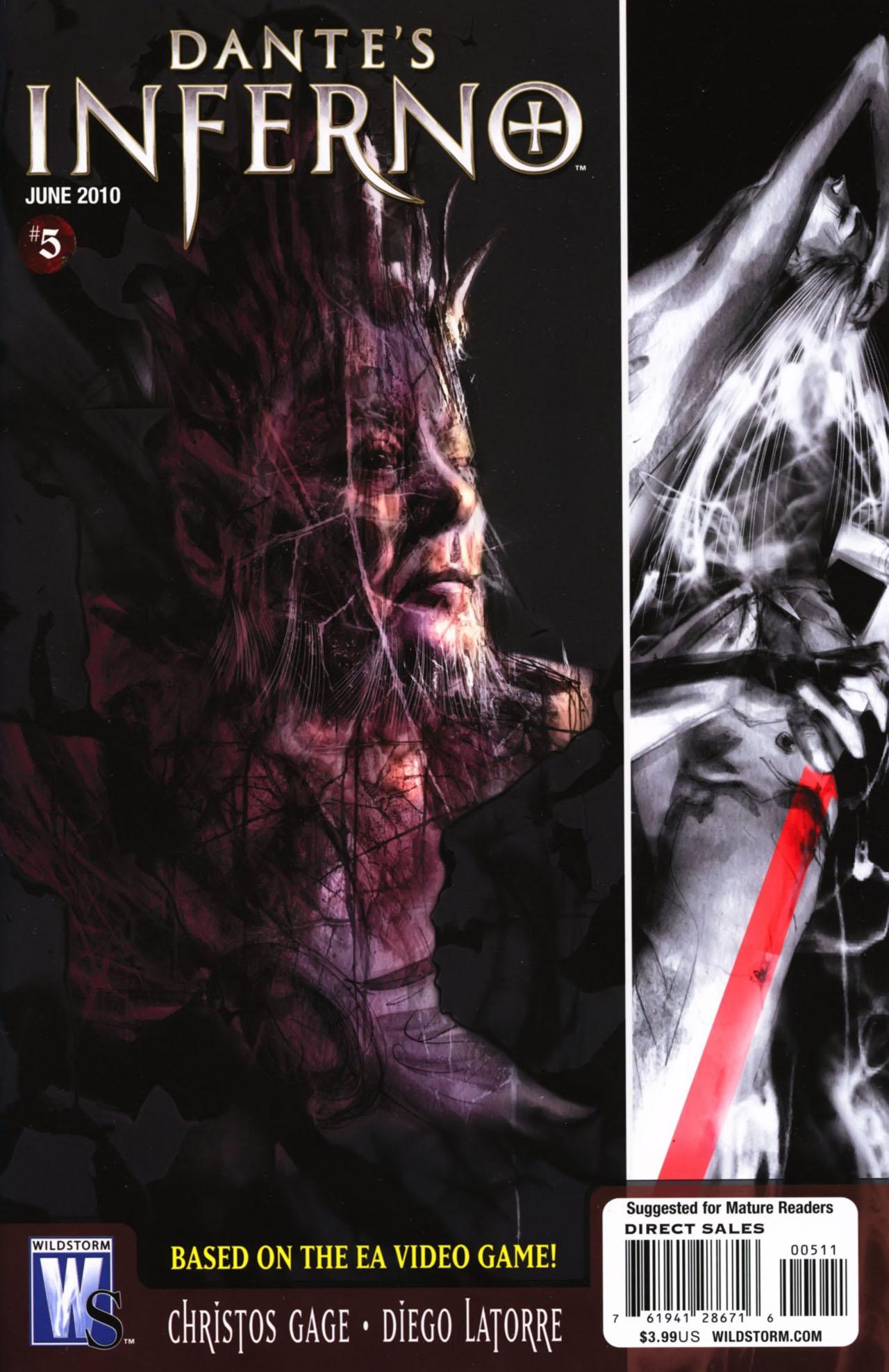 Dante's Inferno Vol 1 5
