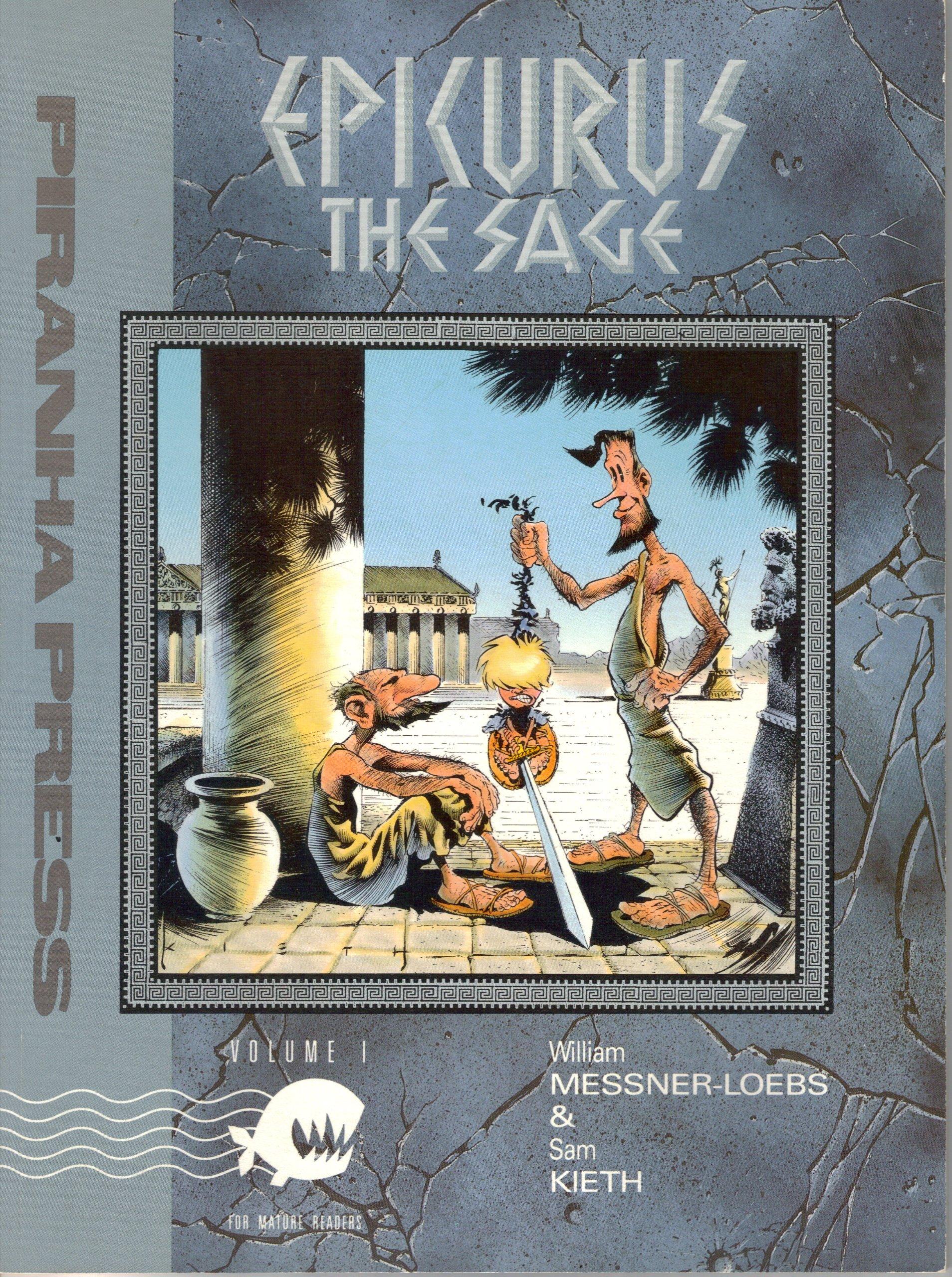Epicurus the Sage Volume I