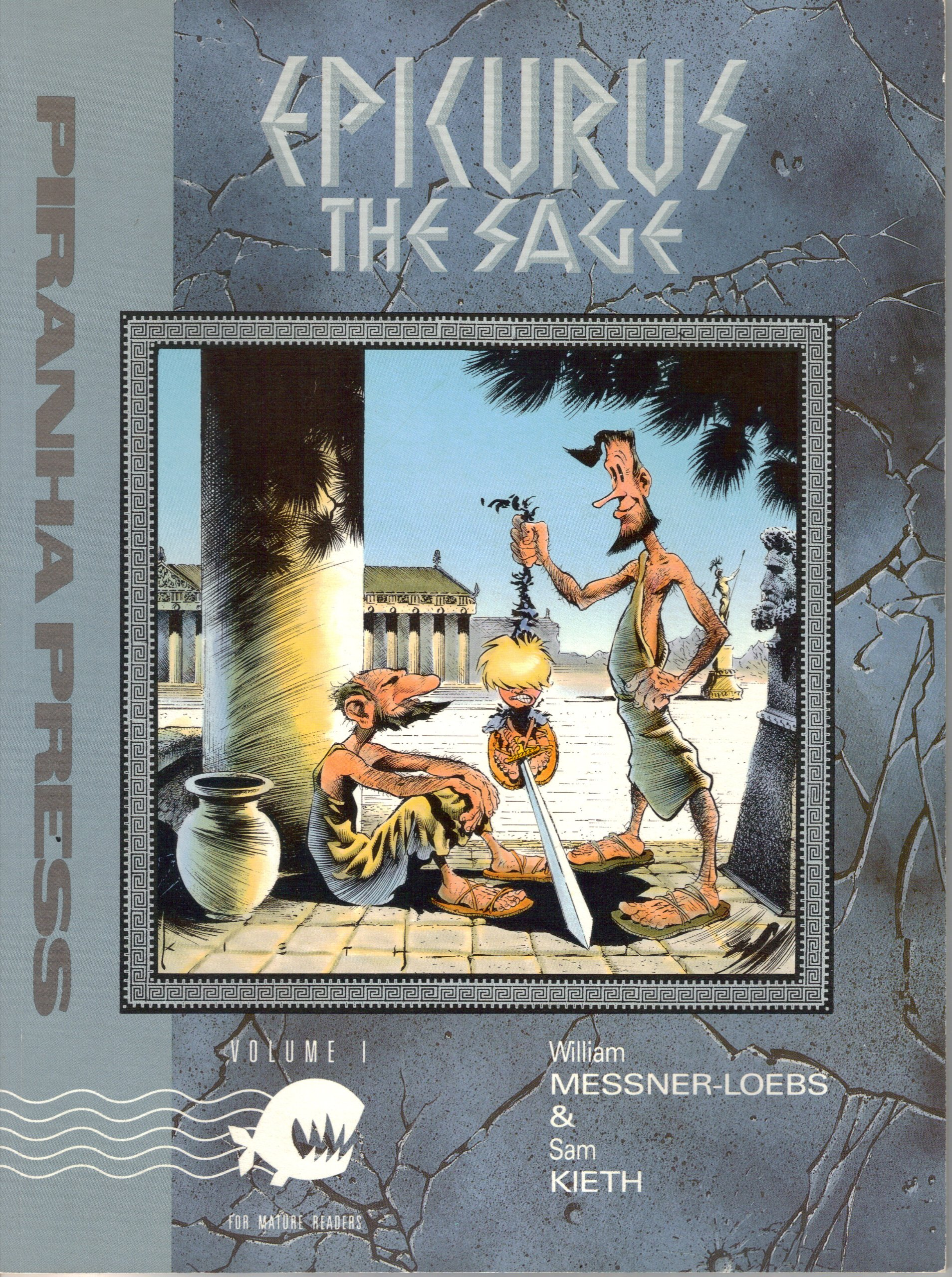 Epicurus the Sage Vol 1