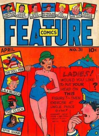 Feature Comics Vol 1 31