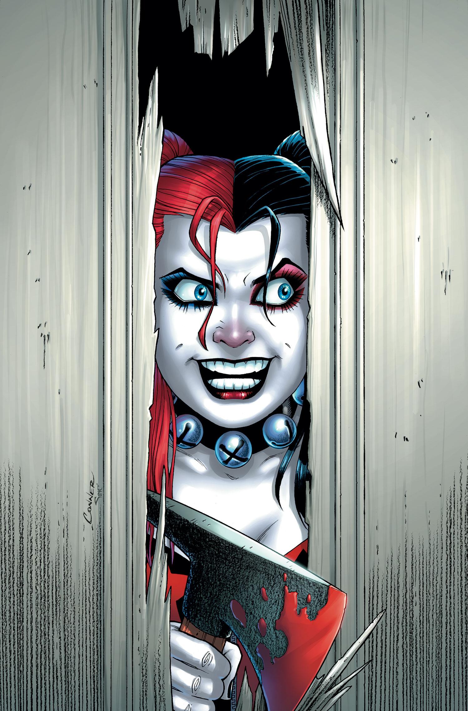 Harley Quinn Vol 2 21 Textless.jpg