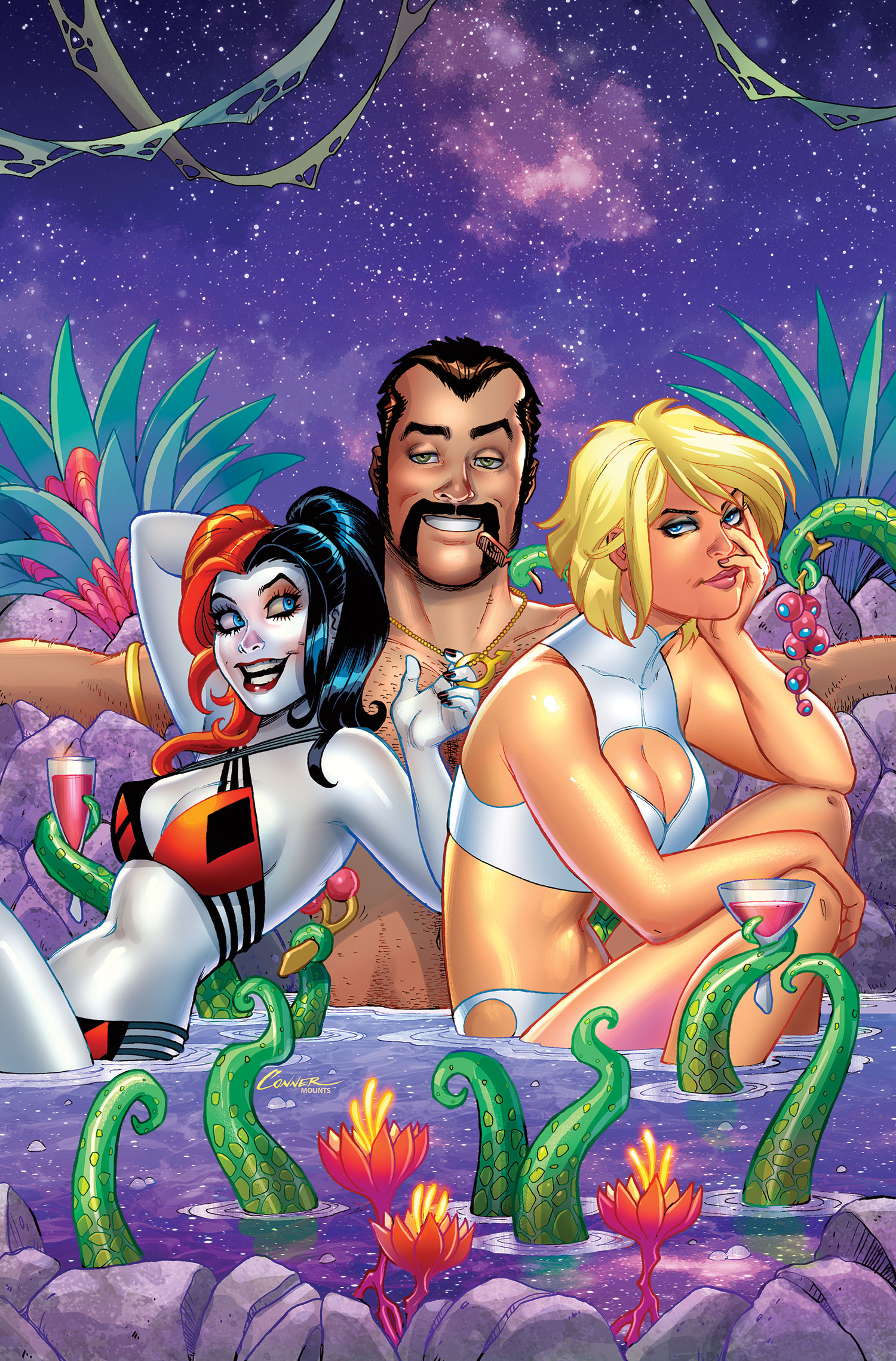 Harley Quinn and Power Girl Vol 1 5 Textless.jpg
