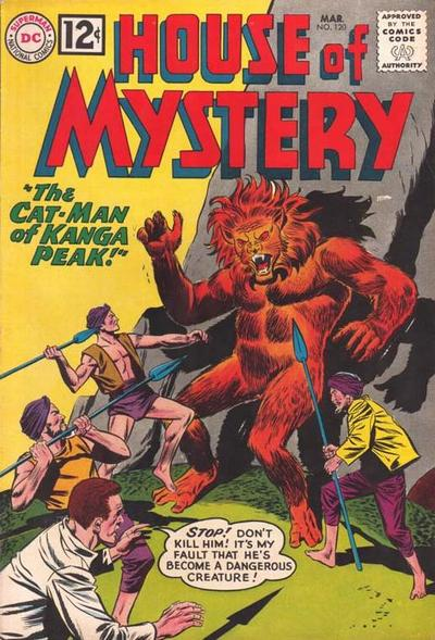 House of Mystery Vol 1 120