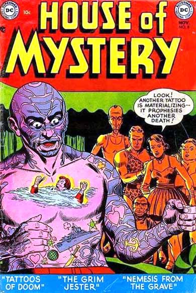 House of Mystery Vol 1 8