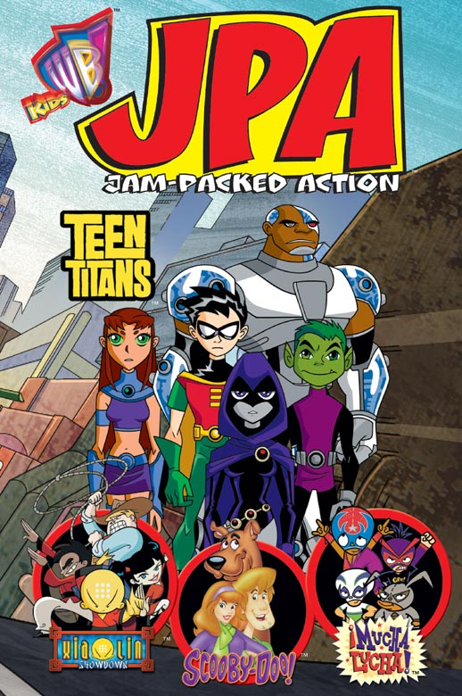 Kids WB! Jam-Packed Action!