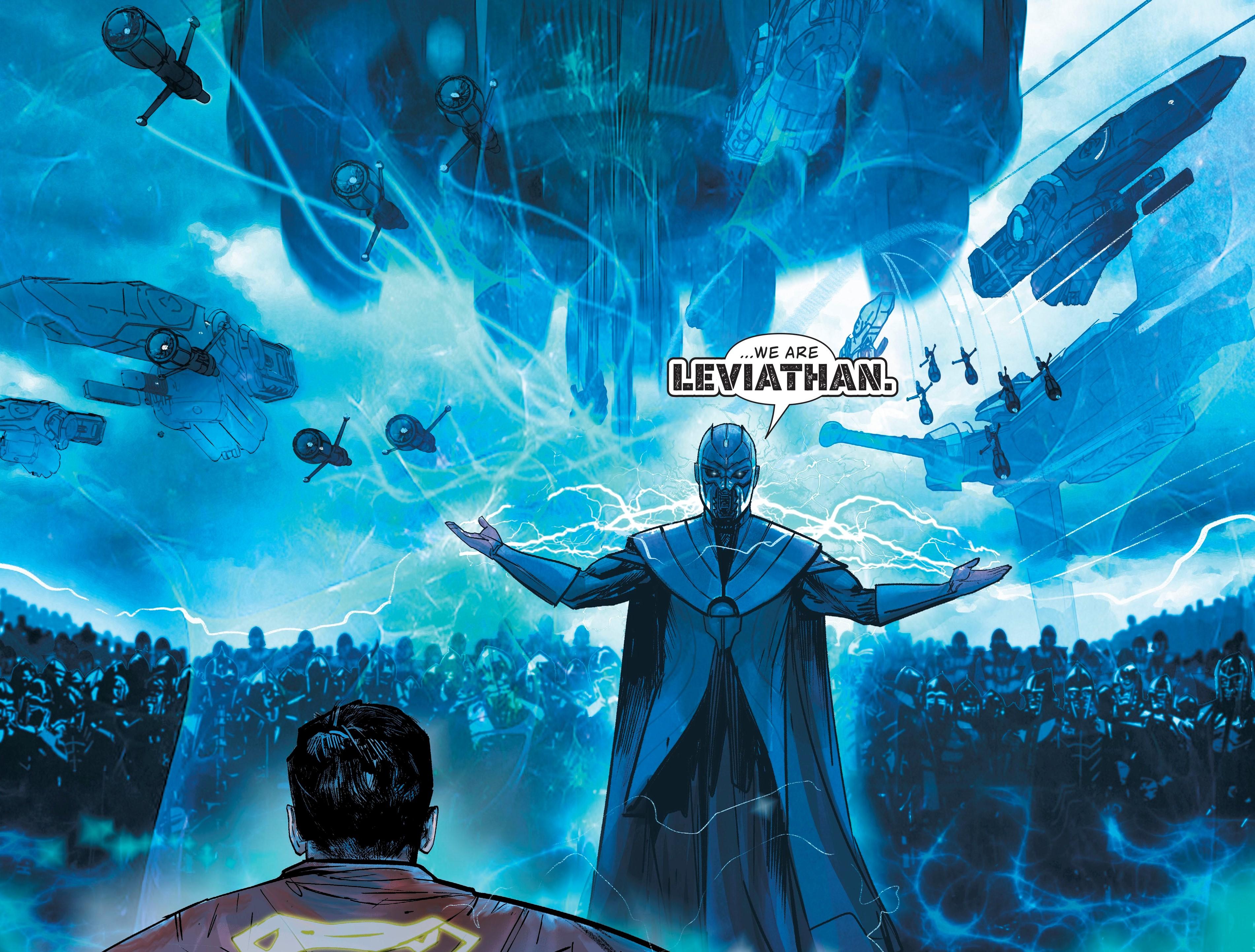Leviathan Organization