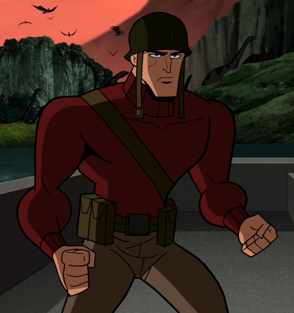 Matthew Shrieve (The Brave and the Bold)