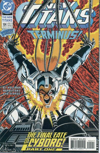 New Titans Vol 1 104