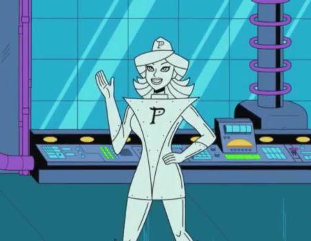 Platinum (Metal Men Shorts)