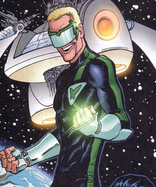 Power Ring II (Antimatter Universe)