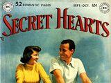 Secret Hearts Vol 1 1