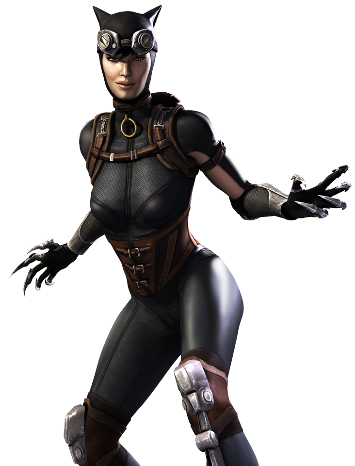 Selina Kyle (Injustice: Earth One)