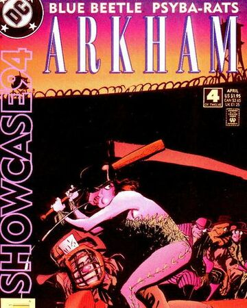 Showcase 94 #8 July 1994 DC Comics Scarface