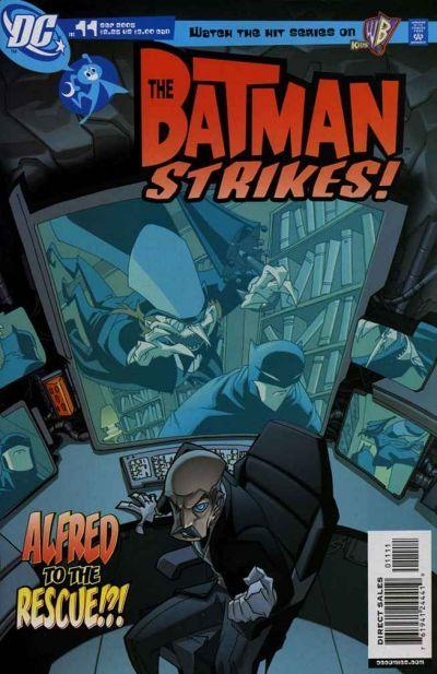 The Batman Strikes! Vol 1 11