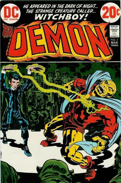 The Demon Vol 1 7