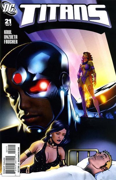 Titans Vol 2 21