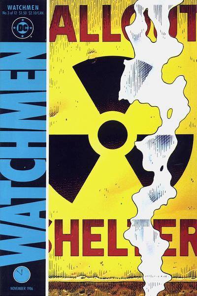 Watchmen Vol 1 3