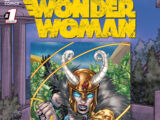 Wonder Woman: Futures End Vol 1 1