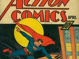 Action Comics Vol 1 23