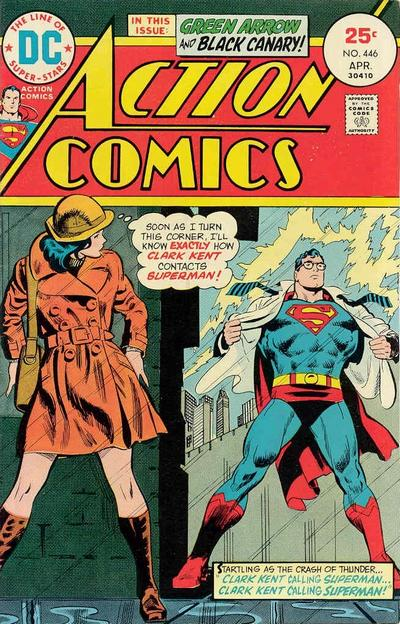 Action Comics Vol 1 446