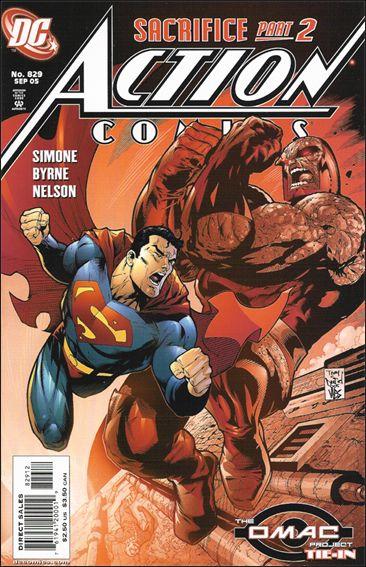 Action Comics Vol 1 829 2nd Printing.jpg