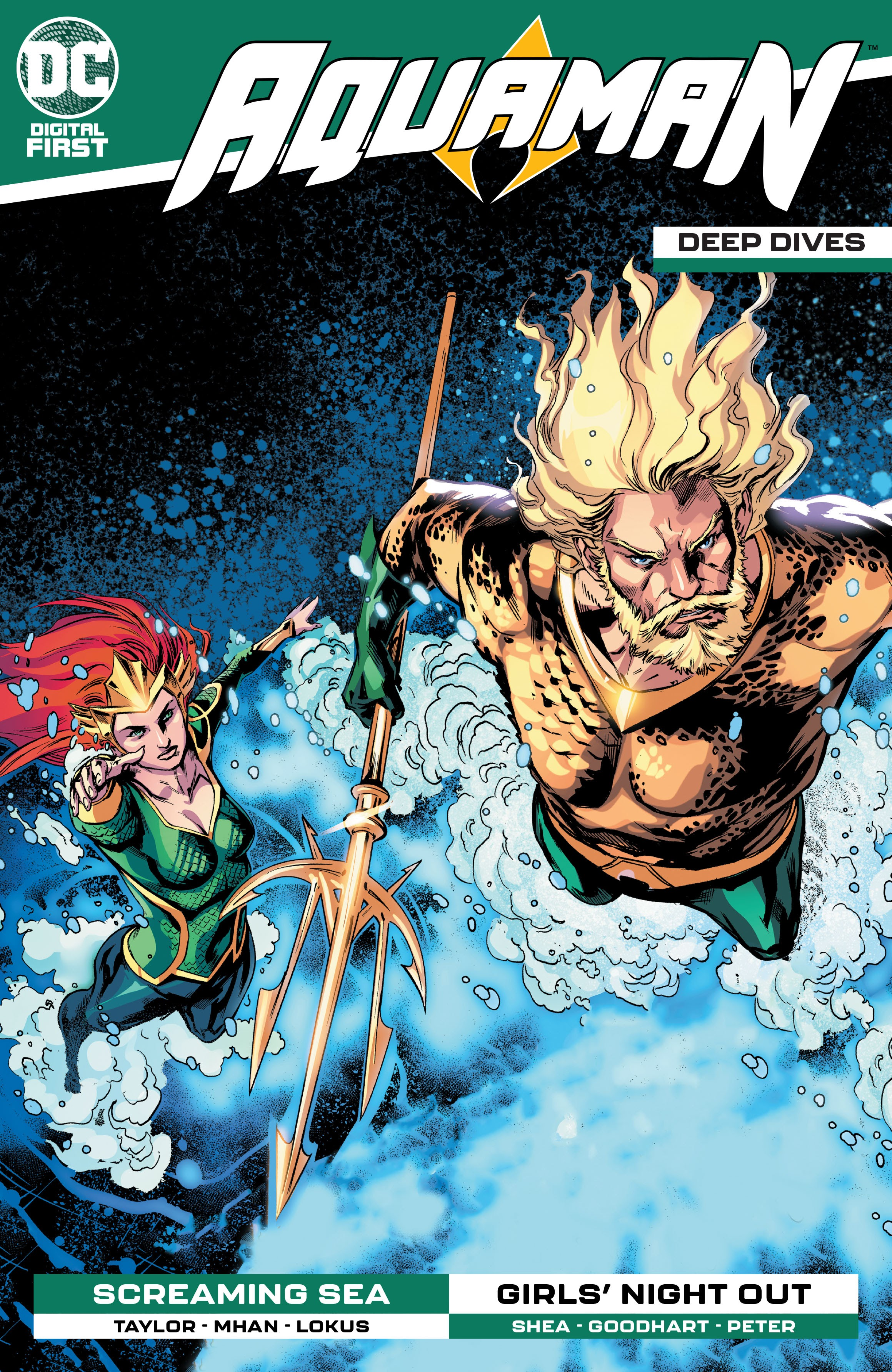 Aquaman: Deep Dives Vol 1 9 (Digital)