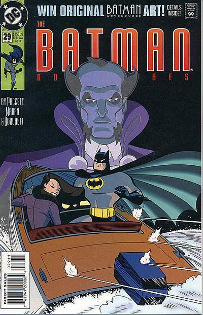 Batman Adventures Vol 1 29