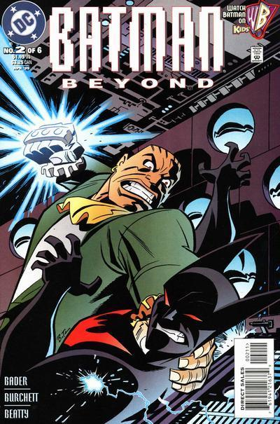 Batman Beyond Vol 1 2