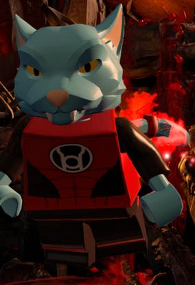 Dex-Starr (Lego Batman)