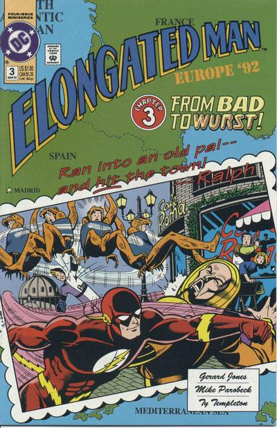 Elongated Man Vol 1 3