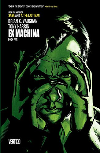 Ex Machina: Book Five (Collected)