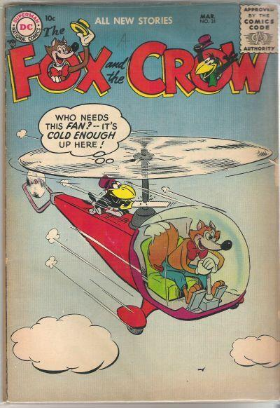 Fox and the Crow Vol 1 31