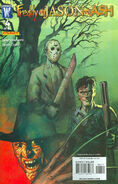 Freddy vs Jason vs Ash 4