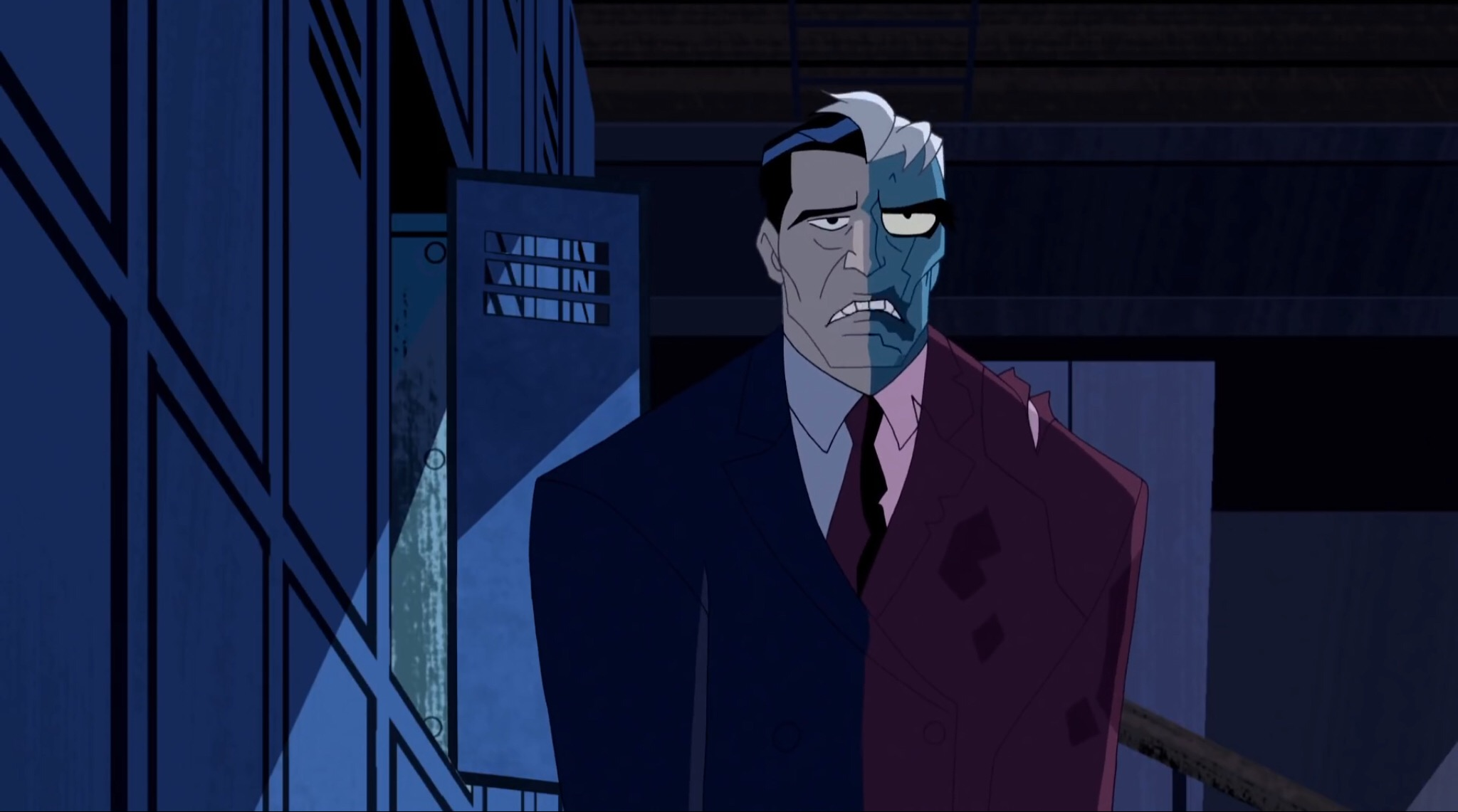 Harvey Dent (Justice League Action)