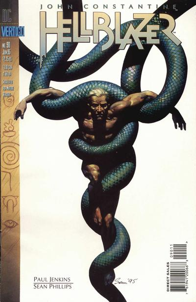 Hellblazer Vol 1 90