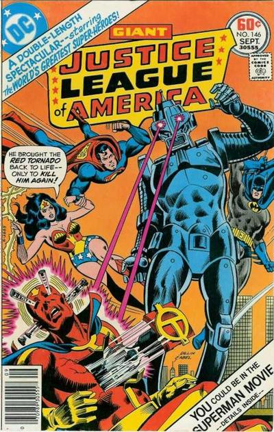 Justice League of America Vol 1 146