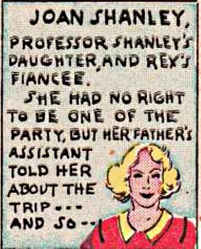 Joan Shanley (Earth-Two)
