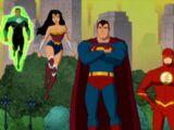 Justice League (Harley Quinn TV Series)