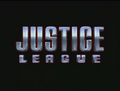 Justice League Title Card
